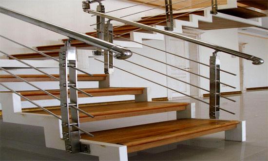 انواع پله
