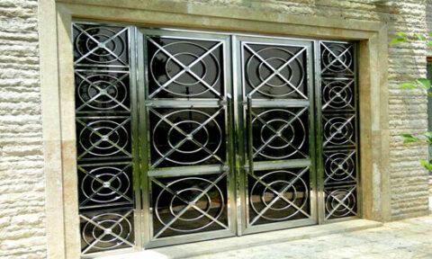 درب استیل